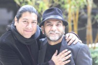 Don Miguel Ruiz and Jose Ruiz
